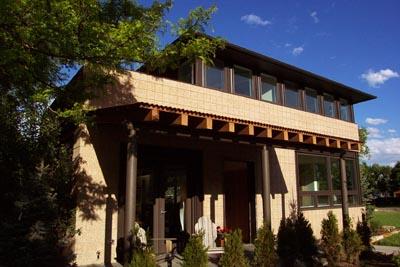Modern Home in Boulder