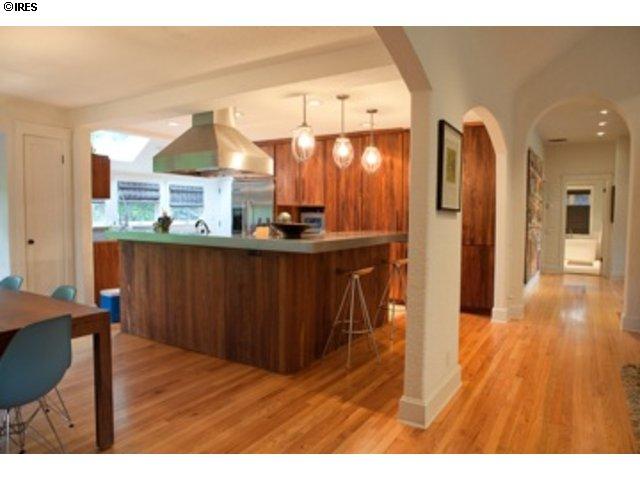 Walnut Kitchen Boulder