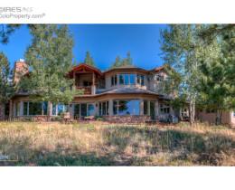 Boulder Luxury Mountain Home:  5533 Flagstaff Rd