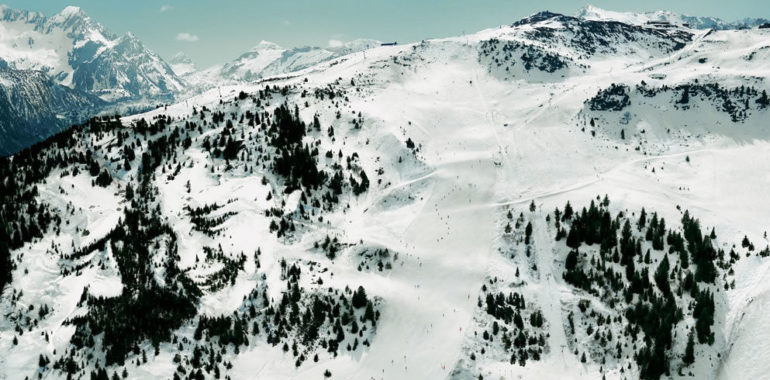 Colorado ski areas