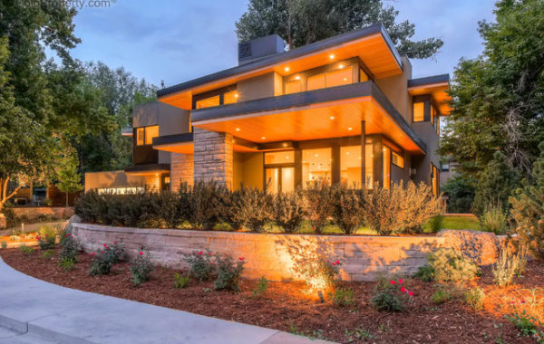 Luxury Modern Home in Boulder