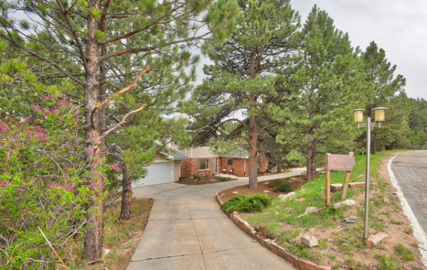 Beautiful Home Pinebrook Hills Boulder