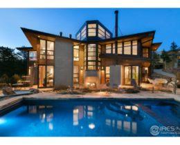 Modern Luxury Home in Pinebrook Hills, Boulder