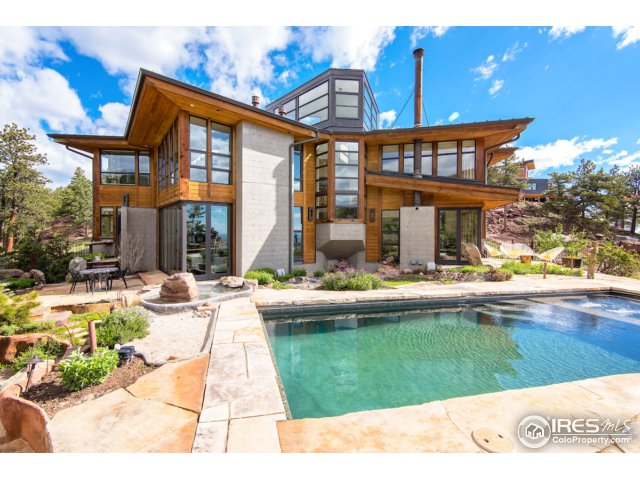 Modern Luxury Home in Pinebrook Hills, Boulder
