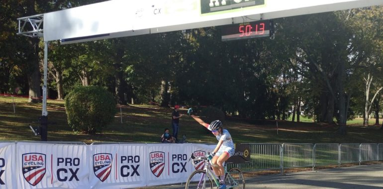 HPCX: Kisseberth and Runnels win day one
