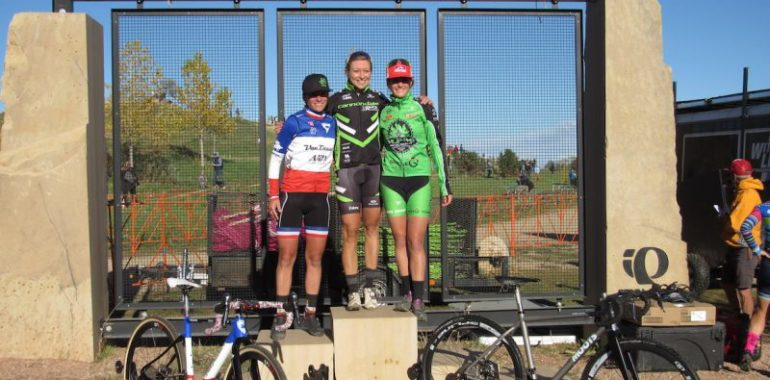 U.S. Open of Cyclocross: Driscoll and Huck victorious on day one