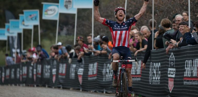 U.S. champs Compton and Hyde win US Cup-CX/Derby City