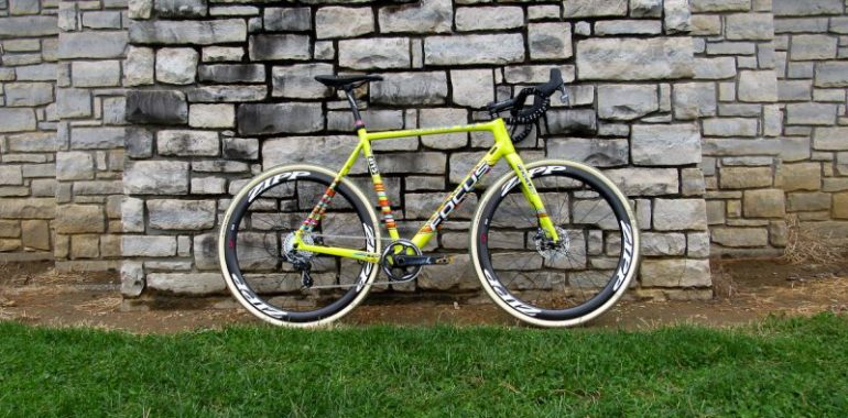 Pro Bike: Spencer Petrov's Focus Mares Force 1