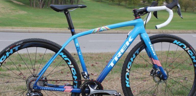 Pro Bike: Katie Compton's Stars-and-Stripes CX steed