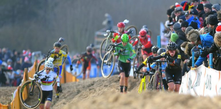 Gallery: Belgians take on the sand dunes of Koksijde